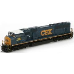Locomotiva SD70 MAC