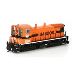 Locomotiva SW1500