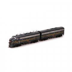 Locomotiva F7A/B