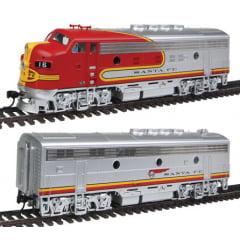 Locomotiva F3 A/B
