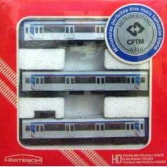 Trem Metropolitano CPTM Siemens
