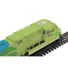 Locomotiva ES44AC