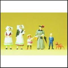 Figuras de Dança Folclórica