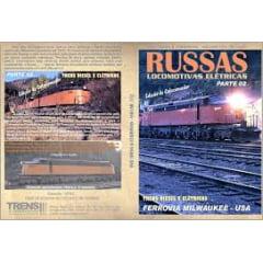 Russas Locomotivas Elétricas Parte 2