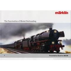Catálogo Marklin 2007/08