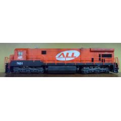 Locomotiva C30-7