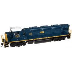 Locomotiva Genset