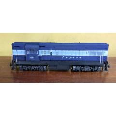 Locomotiva G12  Fepasa