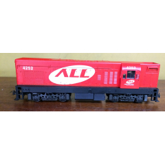 Locomotiva G12 ALL