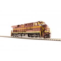 Locomotiva ES44AC Com Som, DCC e Fumaça