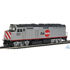 Locomotiva F40PH Som e DCC