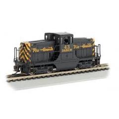 Locomotiva GE44 TON D&RGW