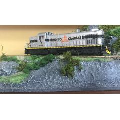 Locomotiva RSC 3