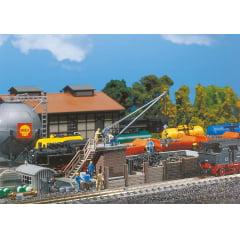 Abastecimento de carvão