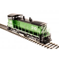 Locomotiva SW1500 Som e DCC
