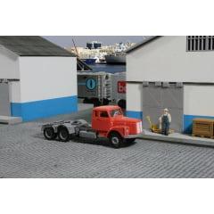 Scania L111 ( Cavalo Trucado )
