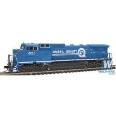 Locomotiva Dash8-40CW