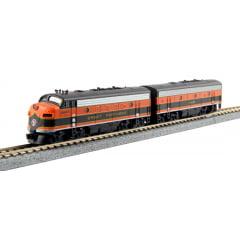 Locomotiva F7AB
