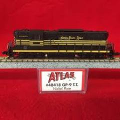 Locomotiva GP-9