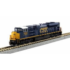 Locomotiva SD70ACe CSX