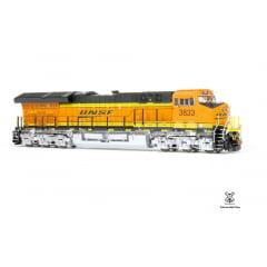 Locomotiva ET44C4 Com Som e DCC