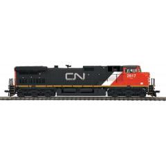 Locomotiva Dash-9 Com Som e DCC