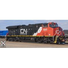 Locomotiva GE Tier Gevo Com Som e DCC