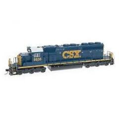 Locomotiva SD40-2 CSX Com DCC