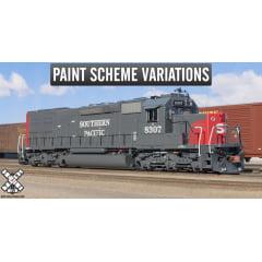 Locomotiva SD40T-2 Cm Som e DCC