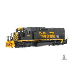 Locomotiva SD40T-2 Rio Grande Com Som e DCC