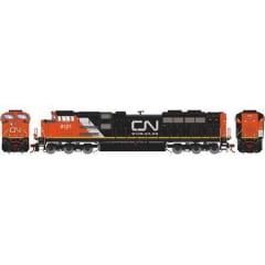Locomotiva SD70ACe Com Som e DCC CN
