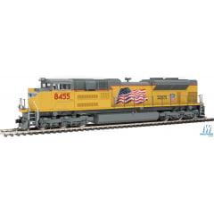 Locomotiva SD70ACe Union Pacific Com Som e DCC