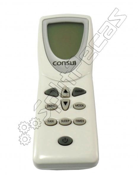 Controle Remoto Ar Condicionado Consul 9 e 12 Btus 326058995