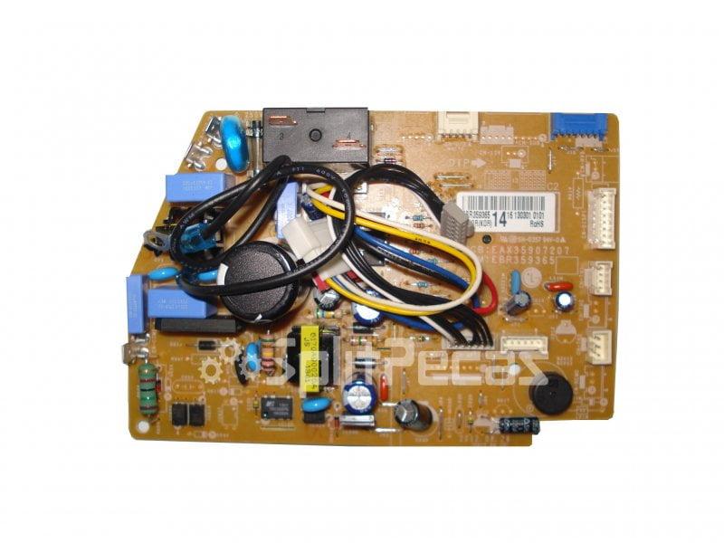 Placa Evaporadora LG Inverter 9 e 12 EBR35936514 e EBR73079901