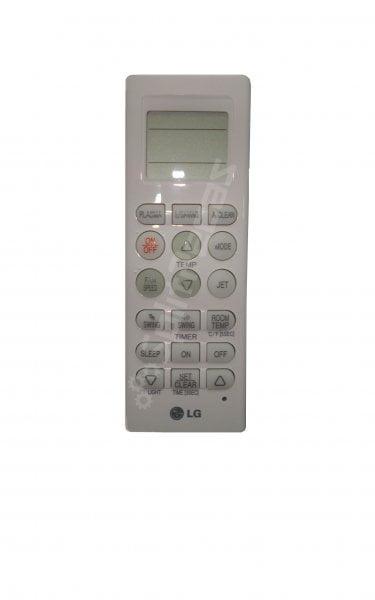 Controle Remoto Ar Condicionado LG Código AKB73215509