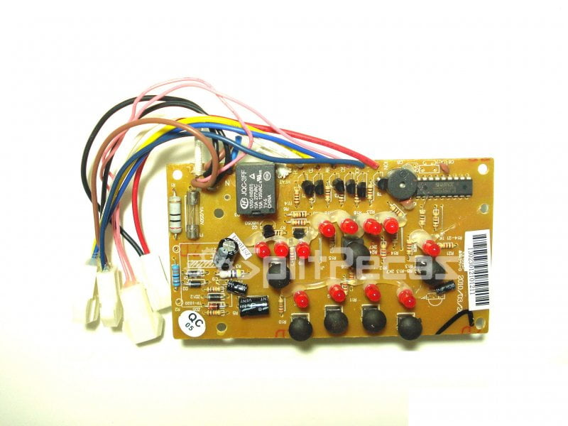Placa Display do Multi Climatizador Q/F Komeco 7.000 220V  0200340197