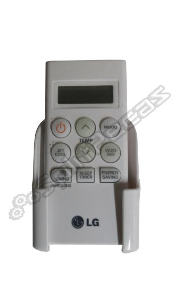 Controle remoto LG 7 9 12 18 24   AKB73756206  AKB73756220