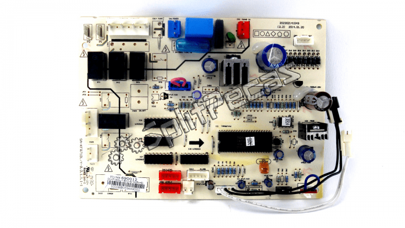 Placa Principal - Electrolux  201344790017