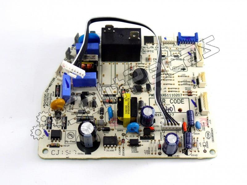 Placa Principal para evaporadora  Ar Condicionado Lg  7.000, 9.000 e 12.000 Btus Modelo Smile  EBR78260401