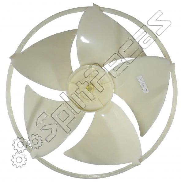 Hélice Ar Condicionado Janela Eixo Fino  326052930