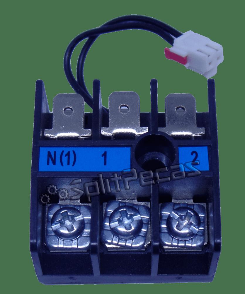 Borne de Conexão Eletrica da Evaporadora Samsung Inverter 9.000 a 24.000 BTUS DB65-00325A