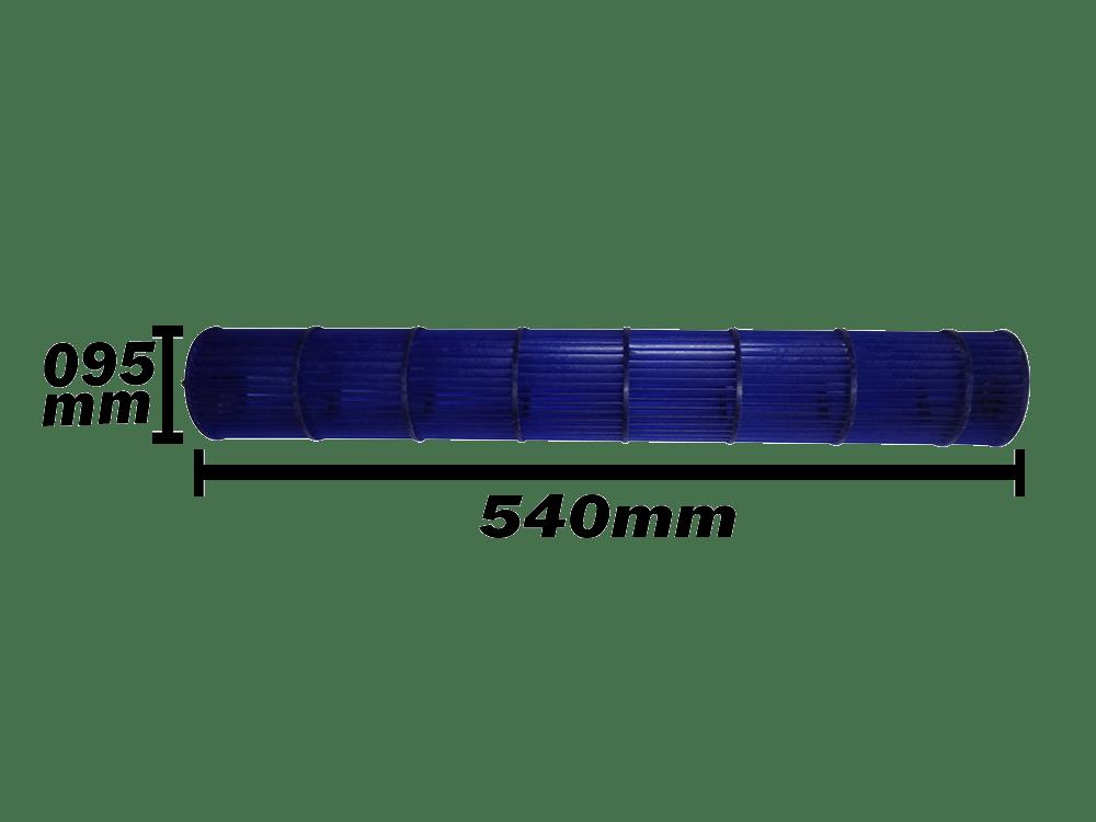 Turbina Evaporadoa Split Springer Midea 7.000 e 9.000 Btus 201100200011 830208026 094x540