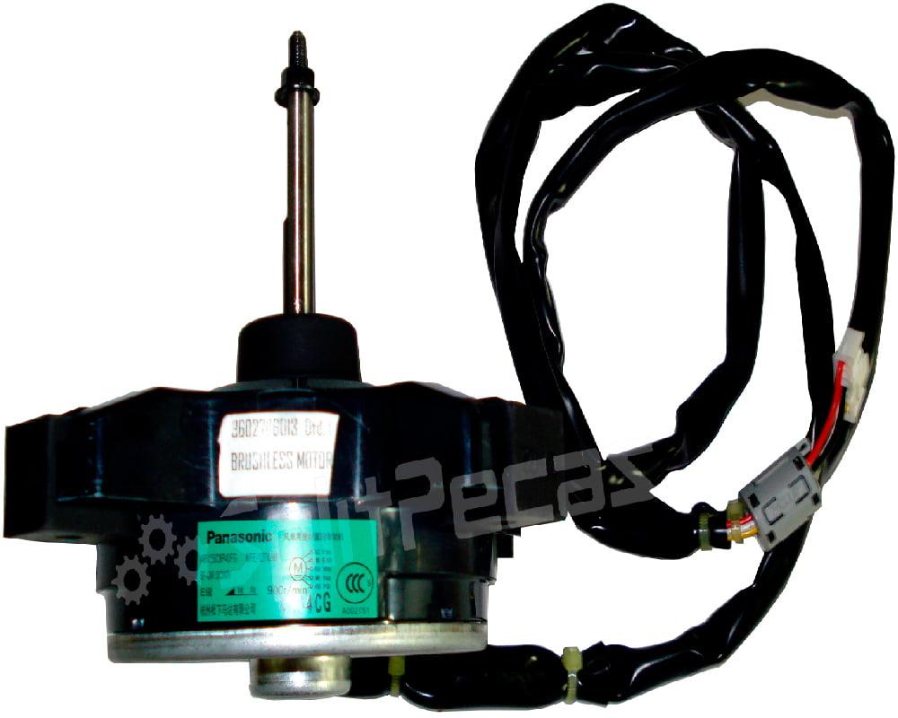 Motor Condensadora Fujitsu Inverter 9.000 e 12.000 Fria e Quente e Fria 9602706013