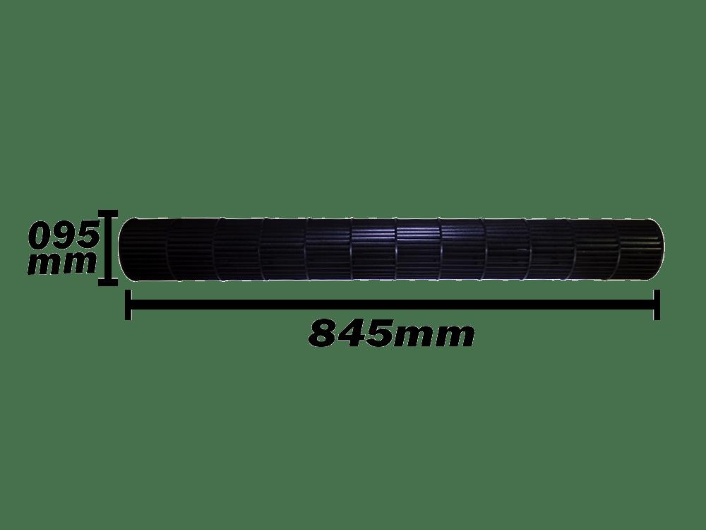 Turbina Evaporadora Split Samsung Max Plus 9.000 e 12.000 Btus DB94-01874A 095x845