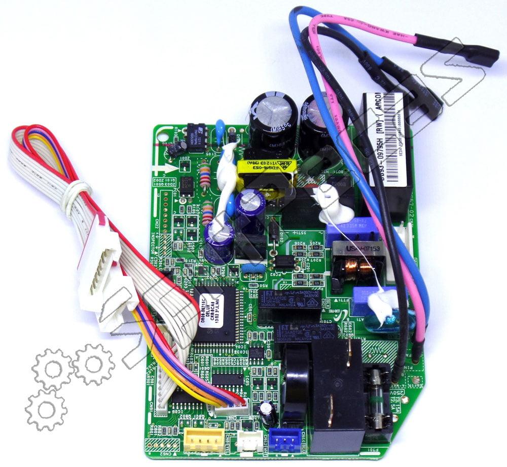 Placa Eletrônica da Evaporadora Fria Samsung Cristal AS24ESBTXAZ  DB93-09795H