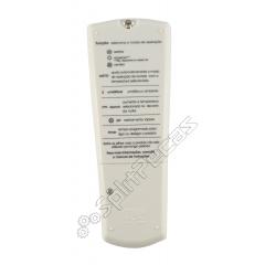 Controle Remoto Ar Condicionado de Janela Consul 7.000 e 10.000 Btus W10635699