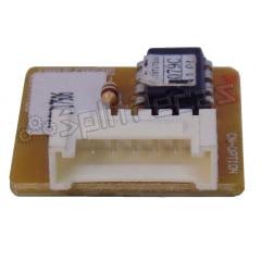 Sub Placa Eletrônica do Ar Condicionado LG 9.000 Btus EBR76717506 EBR78379717