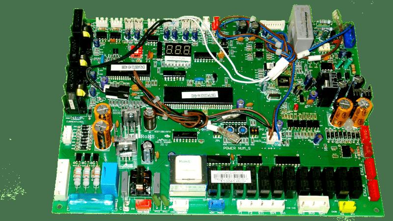 Placa Eletrônica Principal da Condensadora Midea Inverter  e York  201395190014