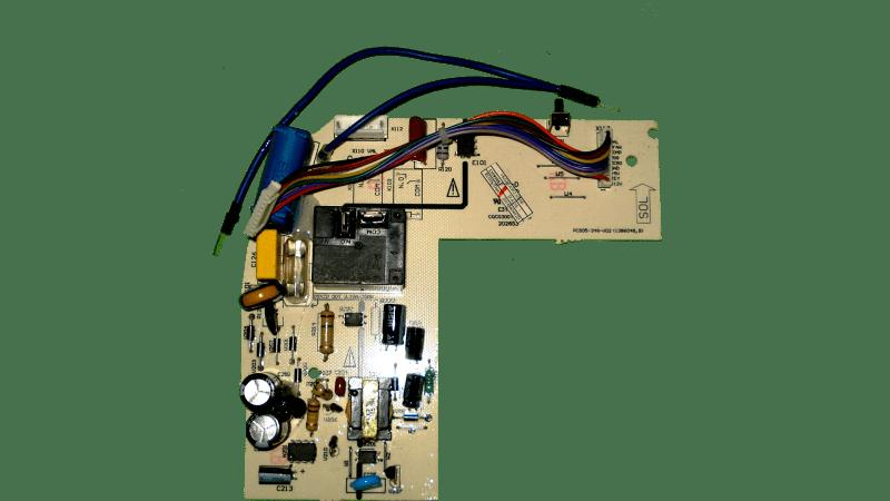 PLACA ELETRONICA CONSUL 7.000 BTU Modelo CBV07BB   W10324330