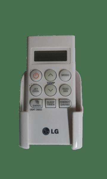 Controle Remoto Ar LG 7000/9000/24000 BTUs  AKB74295303 AKB73598004